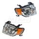 FDLHP00014-2008-12 Ford Escape Headlight Pair  Ford OEM 8L8Z-13008-B  8L8Z-13008-A