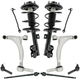 1ASFK03180-2002-06 Nissan Altima Steering & Suspension Kit