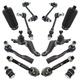 1ABFS01444-Infiniti I35 Nissan Maxima Brake Kit