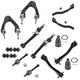 1ASFK03200-1990-93 Honda Accord Steering & Suspension Kit