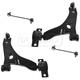 1ASFK03213-2000-04 Ford Focus Suspension Kit