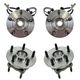 1ASHS00942-Jeep Wheel Bearing & Hub Assembly