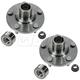 1ASHS00949-Wheel Bearing & Hub Kit Pair
