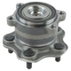 1ASHR00293-Nissan Murano Quest Wheel Bearing & Hub Assembly