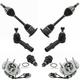 1ASFK03230-Steering & Suspension Kit