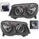 MPLHP00005-2004-08 Chrysler Crossfire Headlight Pair