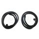 1AWSD00571-Jeep Door Weatherstrip Seal Pair