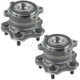 1ASHS00950-Nissan Murano Quest Wheel Bearing & Hub Assembly Pair