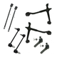 1ASFK01234-1999-03 Ford Windstar Suspension Kit Front