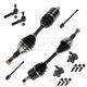 1ASFK03259-Steering & Suspension Kit