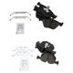 1ABFS02469-2004-10 BMW X3 Brake Pad & Wear Sensor Kit