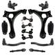 1ASFK03341-2006-11 Honda Civic Steering & Suspension Kit