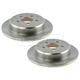 1ABFS02472-Brake Rotor Pair