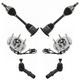 1ASFK03345-Steering & Suspension Kit