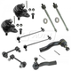 1ASFK03349-2001-05 Toyota Rav4 Steering & Suspension Kit