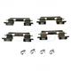 1ABRX00051-Caliper Hardware Kit