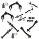1ASFK03383-Acura CL Honda Accord Steering & Suspension Kit