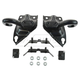 MPBBF00039-Jeep Tow Hook Kit Pair  Mopar 82208987