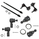 1ABFS00868-2000-09 Honda S2000 Brake Rotor Rear Pair