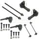 1ASFK03435-Ford Focus Steering & Suspension Kit