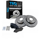 1ABFS02489-2007-16 Jeep Wrangler Brake Kit