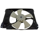1AACF00186-1998 Subaru Forester A/C Condenser Cooling Fan Assembly