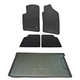 FIIMK00001-2012-16 Fiat 500 Floor Mat