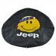 MPSTW00025-1997-16 Jeep Wrangler Spare Tire Cover  Mopar 82212305AB