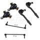 1ASFK03454-BMW X5 Steering & Suspension Kit