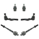 1ASFK03456-2003-04 Infiniti G35 Nissan 350Z Steering & Suspension Kit