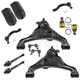 1ASFK03461-2005-12 Nissan Steering & Suspension Kit