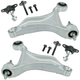 1ASFK01230-Volvo V70 XC70 Control Arm & Lower Ball Joint Set