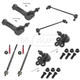 1ASFK03470-Chevy Equinox Pontiac Torrent Steering & Suspension Kit