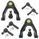1ASFK03469-Nissan Frontier Xterra Steering & Suspension Kit