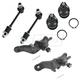 1AHBR00011-Jeep Liberty Wrangler Blower Motor Resistor