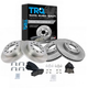 1ABFS02498-2003-08 Hyundai Tiburon Brake Kit