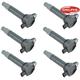 DEERK00071-Ignition Coil  Delphi GN10310