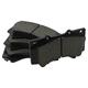 TYBPS00013-Toyota Sequoia Tundra Brake Pads