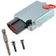 DEEAF00023-Mass Air Flow Sensor Meter