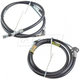 1ABCK00034-Toyota Paseo Tercel Parking Brake Cable Pair