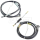 1ABCK00035-Toyota Paseo Tercel Parking Brake Cable