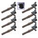 DEERK00078-Ignition Coil  Delphi GN10233