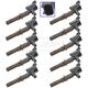 DEERK00079-Ford Ignition Coil  Delphi GN10233