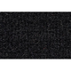 ZAICC02456-1975-83 Ford E150 Van Cargo Area Carpet 801-Black