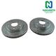 1APBR00298-Brake Rotor Front Pair  Nakamoto 52855005AB-DSZ