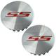 GMWHK00055-2016 Chevy Camaro Wheel Center Cap Pair