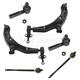 1ASFK03523-Nissan Sentra Steering & Suspension Kit