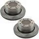 1ABFS02521-Brake Rotor Pair