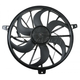 1ARFA00251-Jeep Grand Cherokee Radiator Cooling Fan Assembly