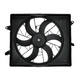 1ARFA00241-Radiator Cooling Fan Assembly